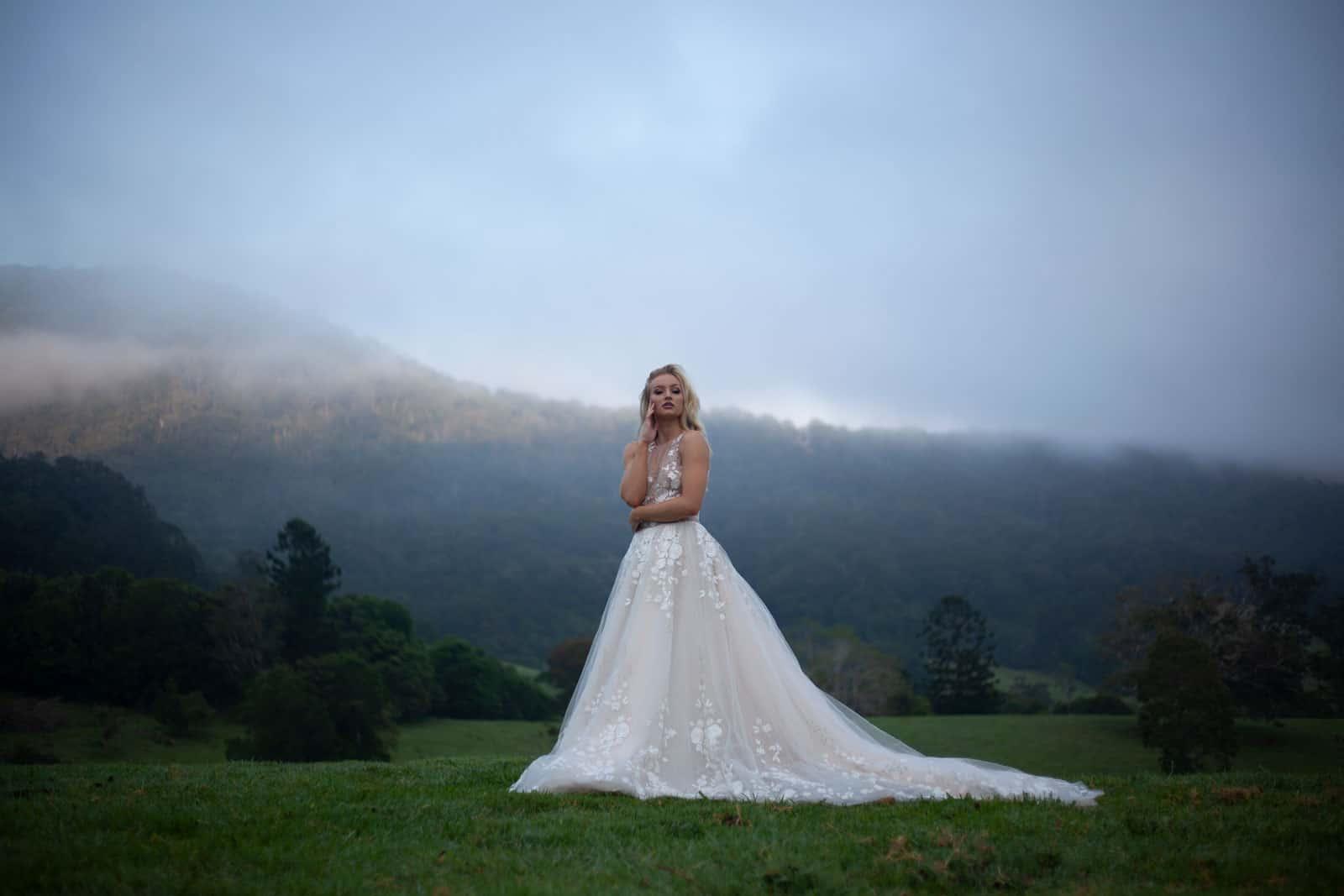 Pearl Bridal