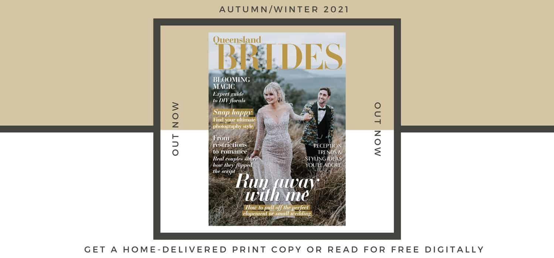 Queensland Brides magazine
