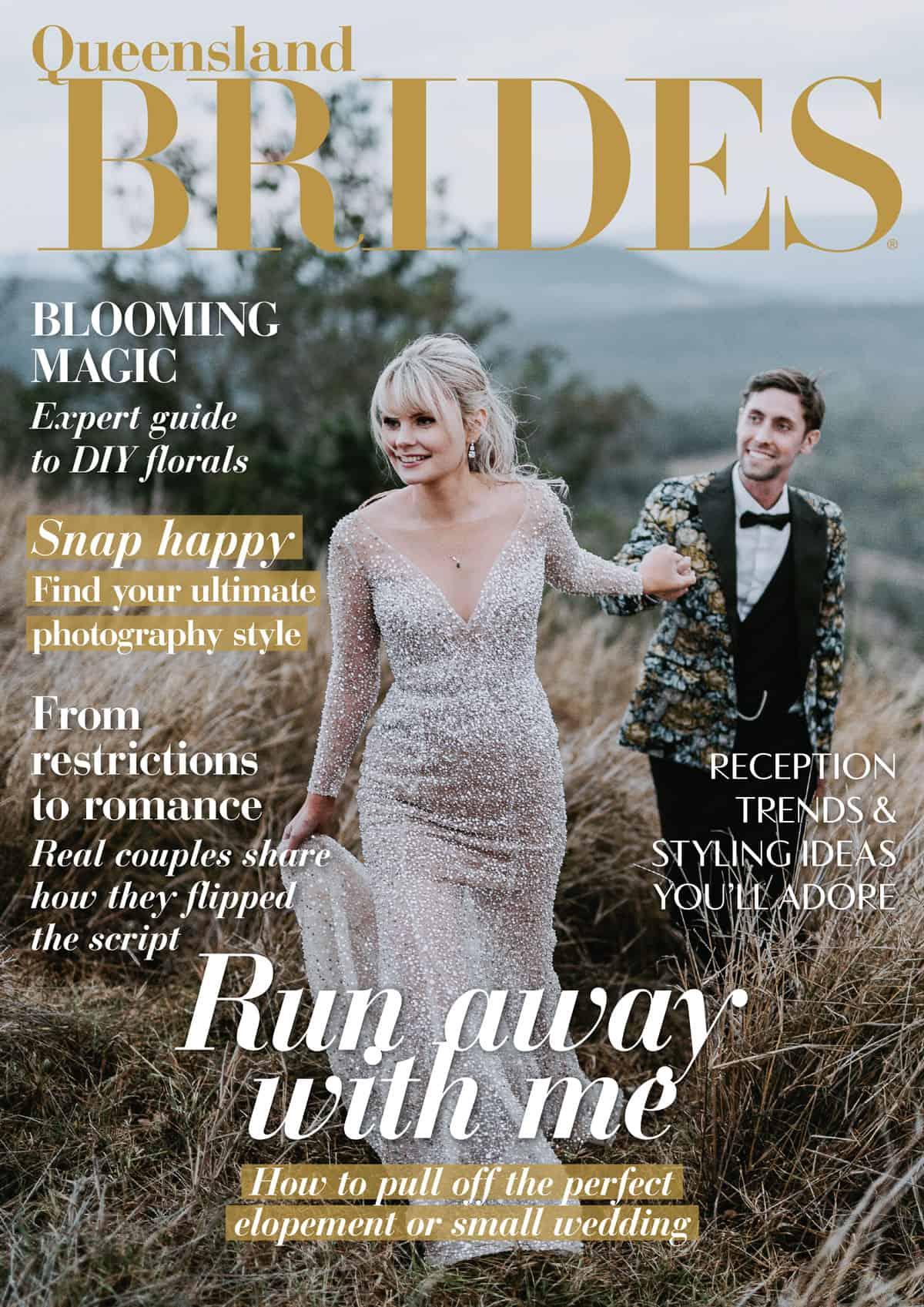 Queensland Brides Autumn Winter 2021