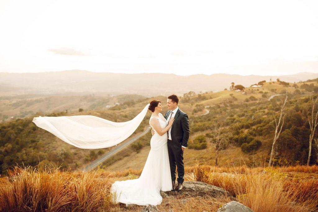 Moreton Bay Hinterland country weddings near Brisbane