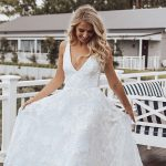 Five minutes with Erin Clare Oberem, lead designer at Erin Clare Bridal