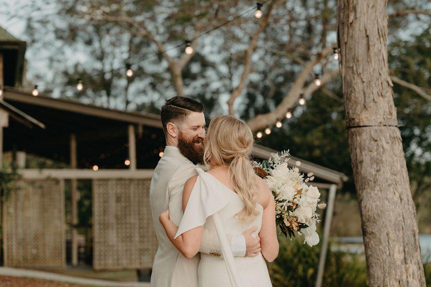 real wedding april sol