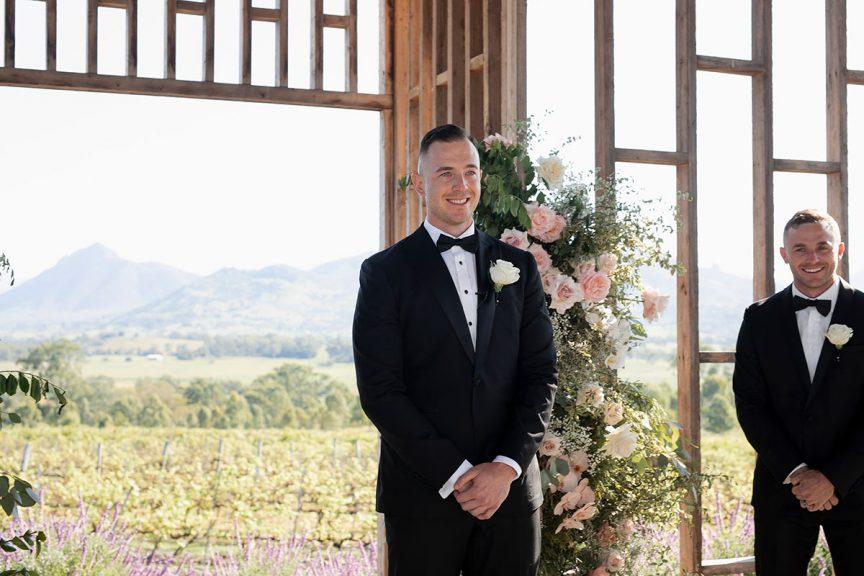 Real Wedding Taylor Michael