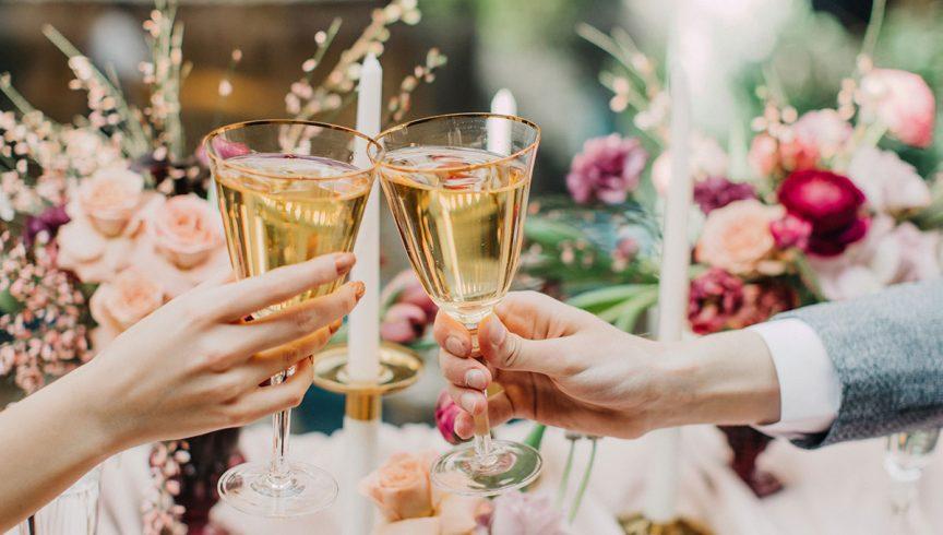 wedding reception trend watch