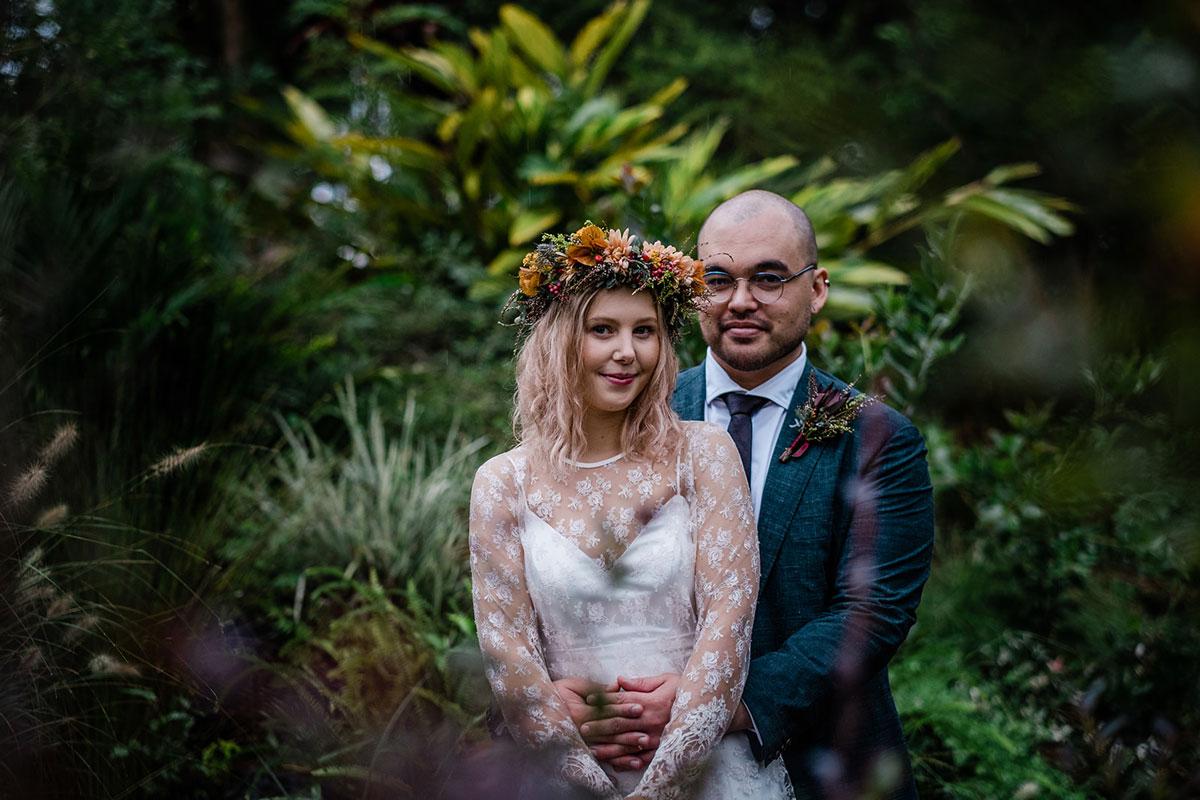 Rhiain + Chris Hideaway Weddings