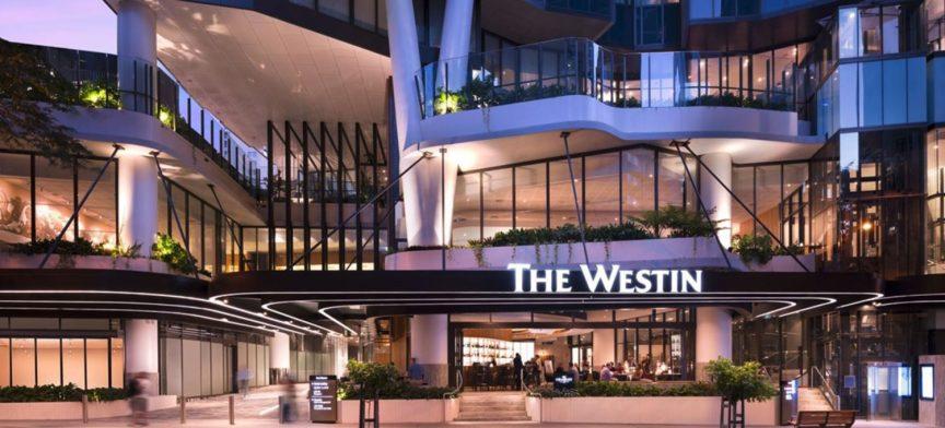The Westin Brisbane Wedding Venue